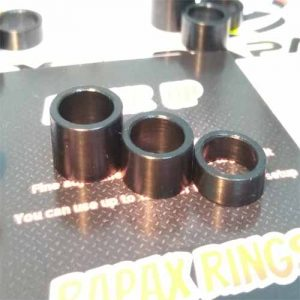 rapax spacers power up rings